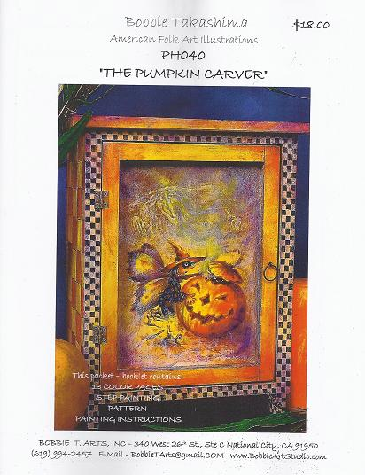 PH040 The Pumpkin Carver